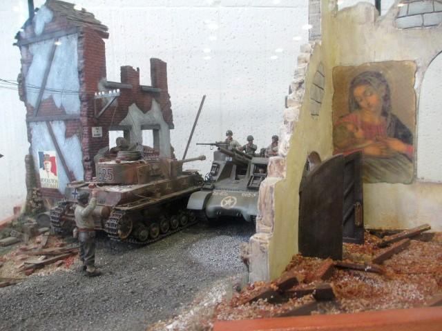 II Guerra Mondiale - Hitler conquista la Francia   Civica Galleria Figurino Storico