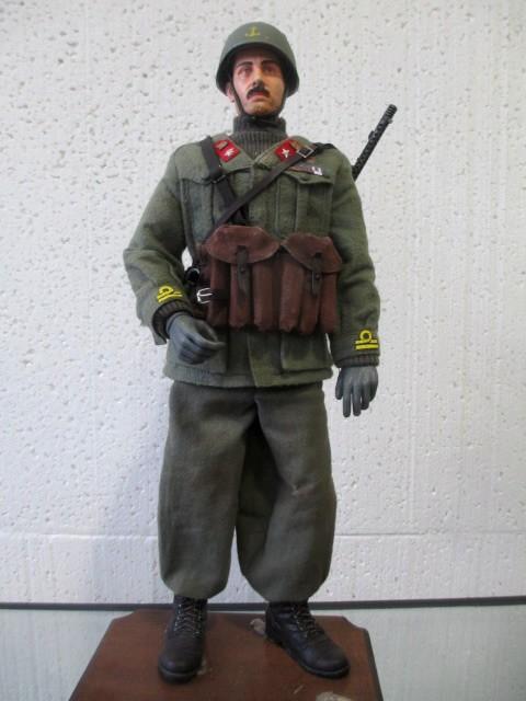 II Guerra Mondiale - L'Italia entra in guerra   Civica Galleria Figurino Storico
