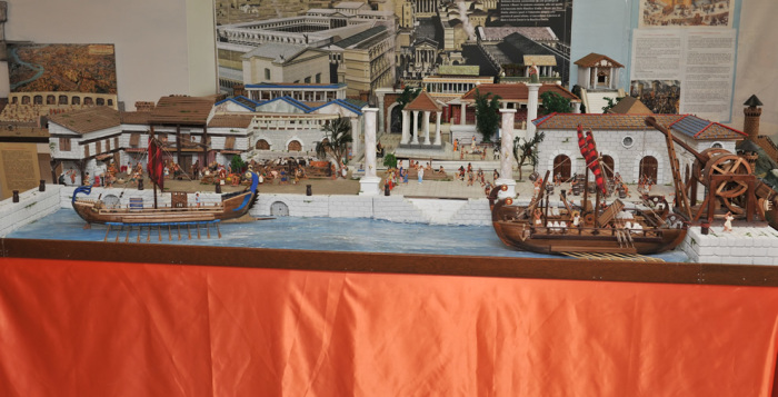 La Civiltà di Roma | Civica Galleria Figurino Storico