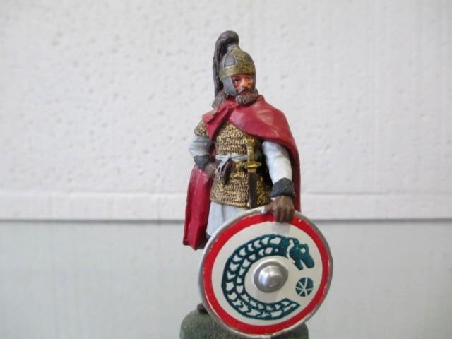 La Civiltà di Roma - Invasioni Barbariche | Civica Galleria Figurino Storico