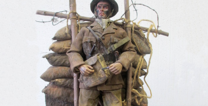 I Guerra Mondiale   Civica Galleria Figurino Storico