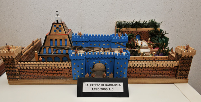 I Babilonesi | Civica Galleria Figurino Storico