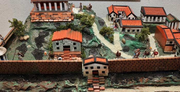 La Civiltà dei Greci e la Polis | Civica Galleria Figurino Storico