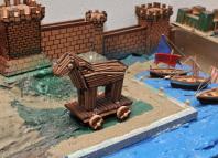 La Guerra di Troia | Civica Galleria Figurino Storico