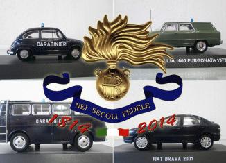 200° Anniversario dell'Arma dei Carabinieri   Civica Galleria Figurino Storico