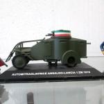 200° Anniversario dell'Arma dei Carabinieri - Automitragliatrice Ansaldo | Civica Galleria Figurino Storico