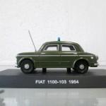 200° Anniversario dell'Arma dei Carabinieri - Fiat 1100 | Civica Galleria Figurino Storico