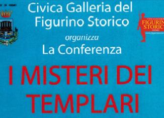 """Conferenza """"I Misteri dei Templari"""" 366x238   Civica Galleria del Figurino Storico"""
