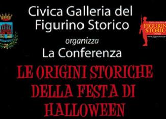 """Conferenza """"Le Origini Storiche della Festa di Halloween"""" 366x238   Civica Galleria del Figurino Storico"""