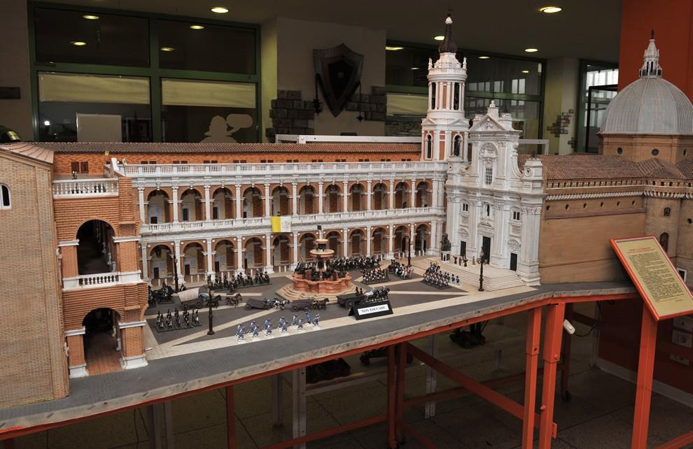 Risorgimento e Unità d'Italia - Battaglia di Castelfidardo | Civica Galleria Figurino Storico