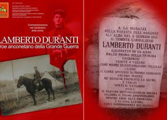 """Conferenza """"Un anconetano nella rossa avanguardia delle Argonne""""   Civica Galleria del Figurino Storico"""