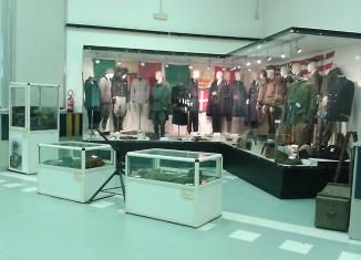 Donazione dei cimeli di guerra   Civica Galleria del Figurino Storico