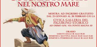 Corsari e pirati nei nostri mari   Civica Galleria del Figurino Storico
