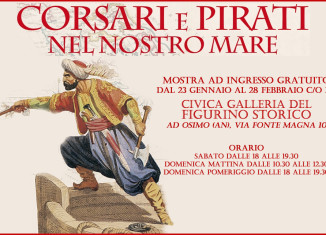 Corsari e pirati nei nostri mari | Civica Galleria del Figurino Storico