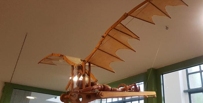 Il Rinascimento - Macchine Leonardesche | Civica Galleria Figurino Storico
